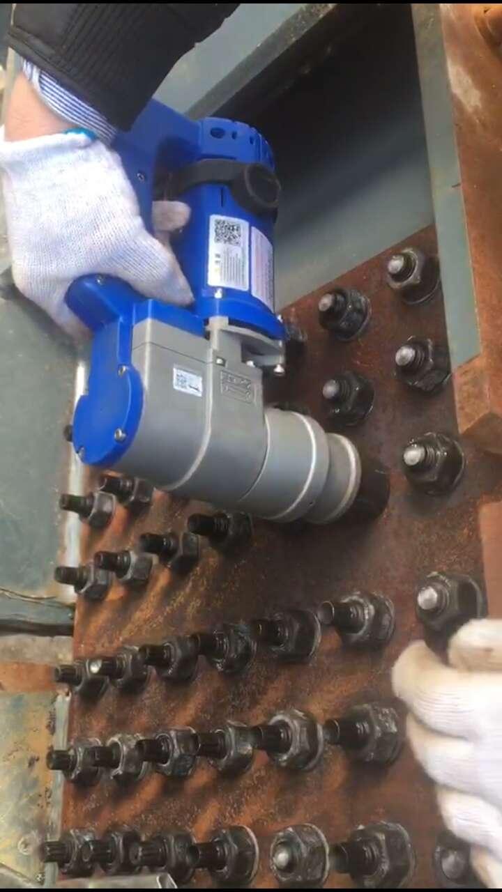电动扭剪扳手的维护管理和正确使用方法!
