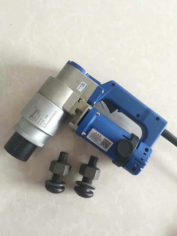 使用电动扭矩扳手控制施工扭矩的重要性